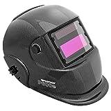 Proteco-Werkzeug® P600E Solar Automatik Schweißhelm Schweisshelm Schweissmaske Schweißschild Automatikhelm Carbon Design