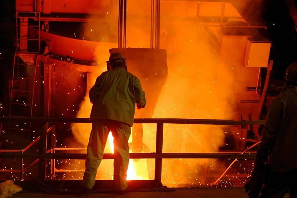 Werkstoffe und Metallguss